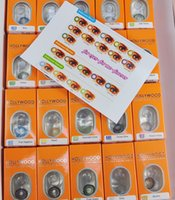 Wholesale with case inside hollywood color contact lenses