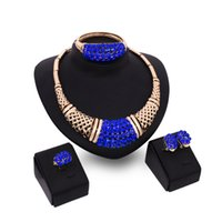 big gifts earrings - Jewelry Sets African Necklace Jewelry Party Jewelry Sets Big Fashion Jewelry Set k Gold Women Necklace