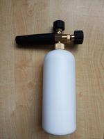 Wholesale car washer foam gun with karcher HDS pro adaptor pressure washer lance snow foam gun washing mm spray pot