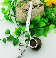 Wholesale TONYGUY Barber Scissor Hair Thinning Scissors INCH Professional Salon Hair Cutting Scissor Stainless Steel Shear