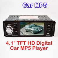 aux definition - 4016C Inch one din TFT HD Digital Car MP5 Player High Definition video playing FM Radio with USB SD AUX Interfaces