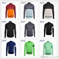 Wholesale 2016 Cycling Jerseys Long Sleeves Winter Thermal Fleece Cycling Tops Quick Dry Compressed Men cycling Clothes Styles XS XL