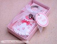 amazing wedding favors - New Arrival Amazing Cute Little Dress Girl Keychain Wedding favors Gift