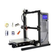Wholesale Best Price D Printer ET i3 Size mm Metal Frame Free Filament TF Card for Gift Quality Guarantee
