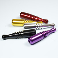 aluminium baseball bat - Baseball bat shape Aluminium alloy smoking pipe tobacco pipe Length MM SS9007