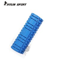 Wholesale Small Foam Roller Foam Roller Peregangan Bantuan Gym Density EVA Foam Studio FitnessExercise