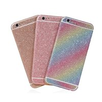 Wholesale New iPhone Full Body Stickers colors iPhone Skins to choose front back side bright diamond your phone Fast Free