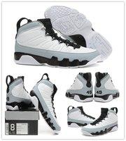 Compra Los zapatos de salto de altura-2016 retro 9 zapatos de baloncesto de la zapatilla de deporte altas-bajas 9s hombres deportivos zapatos de corte colores originales zapatillas de deporte de los entrenadores de atletismo de calidad antideslizante de salto