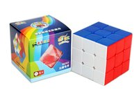 Wholesale Hot Sale Magic Cube Shengshou Colorful Magic Cube Speed Ultra smooth Stickerless Cubo Puzzle Twist Educational Toy