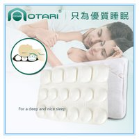 Wholesale OTARI Inflatable Health Care Pillow protect cervical vertebra Traction Neck Pillow Sleep travel pillow Neck pain relief