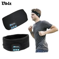 Wholesale 2015 Smart Wearable Devices Stereo Magic Music Headband Sport Bluetooth Wireless Headset With Answer Call for iPhone SmartPhone
