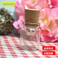 Wholesale BeeCool glass drifting bottles GB disk GB GB U cute U disk gift ideas U package