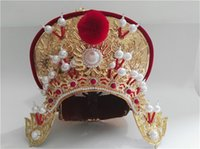 Wholesale Traditional Women Helmet Used by a Famous Chinese General called Mulan