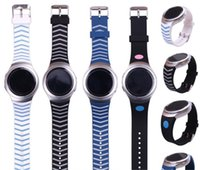 Wholesale Newest Silicon Strap Samsung Gear S2 Watch Band New Arrvial Wrist Strap Replacement Watch Band For Samsung Gear S2 Watch