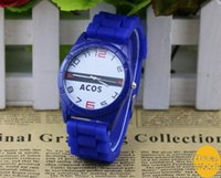 auto silicone - 20 off discount Vogue New style Crocodile pattern fashion watch silicone sports watches men s watches Women decorated watch