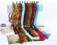 Wholesale Hot Islamic Prayer Beads Synthetic Quartz Beads Muslim Tasbih Allah Prayer Rosary Approx mm with Colors Drop Shipping