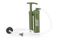 Wholesale New PureEasy outdoor Portable Fishing ceramic Soldier Water Filter Purifier Cleaner for Outdoor Survival Hiking Camping