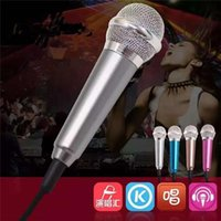 audio universe - Mini mic Universe match for Iphone IOS and Android phones The vintage microphones audio studio Personal using microphone