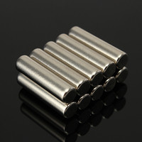 Wholesale 10pcs N42 Cylinder Neodymium Rare Earth Magnets mm X mm