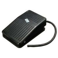 Wholesale Hot SPDT Nonslip Plastic Momentary Electric Power Foot Pedal Switch Favorable Price