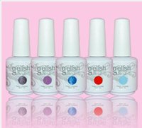 Wholesale 12PCS high quality soak off gel polish nail gel lacquer varnish for gelish nail polish uv gel