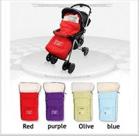Wholesale high quality Korea style Lomefo Baby stroller Winter multifunction Sleeping Bags Baby pram sleeping bag bags infant sleeping sacks