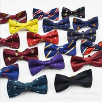 Wholesale 2016 New Hot Cheap Fashion Children s Bowties Kids Bow Tie Boys Party Bow Ties Girls Bowtie BYG10006K
