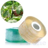 barrier tape - New Nursery Stretchable Grafting Tape Self adhesive Garden Flower Vegetable Moisture Barrier Floristry Film MM x M
