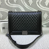 Wholesale Fashion Brand Quilted Chain CM Bag Women Genuine Leather Shoulder Bag