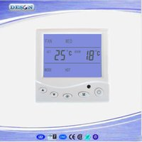 air conditioner thermostats - Compact Central Air Conditioner WIFI Thermostat Controller with LCD Display Room WIFI Temperature Controller Series WIFI DS A
