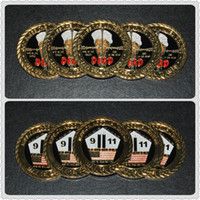 Wholesale USAMA BIN LADEN SEAL TEAM SIX CHALLENGE COIN MILITARY COINS