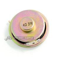 Wholesale X50MM R W speaker buzzer