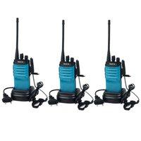best scan radio - 3pcs Color Walkie Talkie Retevis RT7 W CH UHF MHz Scan Two Way Radio Ham Radio Hf Transceiver Portable Best A9111