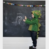 best hoods - Autumn Fashion New Arrival Best Sale Childrens Coats Girls Or Boys Cute Dinosaur Design With Hats Baby Boys Long Sleeve Coats