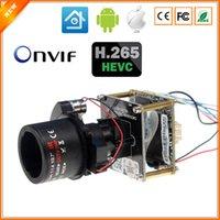 auto board camera - Motorized Lens Auto Zoom mm mm X Zoom H MP IP Camera HI3516D OV4689 CMOS IP Camera Module PCB Board Cable