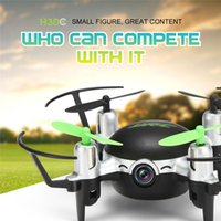 Wholesale 2016 New JJRC H30C Mini Drone with MP Camera G CH Axis Headless Mode Mini RC Quadcopter RTF