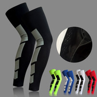 Wholesale New Compression Function Running Sports Cycling Leg Warmers Basketball Leg Sleeve Outdoor Sports Legging For Women Men
