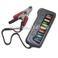 alternator auto - 12V Auto Car Battery Alternator Load LED Light Battery Tester Digital Display Indicates Condition battery spot light