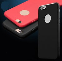 anti slip matting - phone cases for iphone s plus s soft slim TPU anti slip matting cover case colorfast Anti sweater protector cover case GSZ083