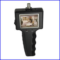 Wholesale Factirt inch Portable or Wrist CCTV test monitor or Tester monitor kit for Security Camera Video Testing and viewing
