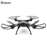 Wholesale Eachine E30 G CH Axle Headless Mode LED D Roll One Key Return RC Quadcopter Drone Mode RTF