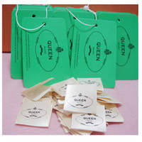 accessories woven labels - High Quality Garment accessories clothing labels tag and woven label labe set