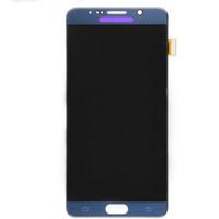 Pour Samsung Galaxy Note 5 numériseur écran d'affichage avec des pièces de rechange de remplacement de qualité orginal avec ensemble complet Livraison gratuite