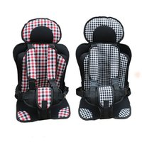 baby dinning chair - Baby Portable Car Safety Seat Kids Car Seat Cushion Child Baby Car Dinning Chairs Pad Large Size Toddlers New Car Seats Covers
