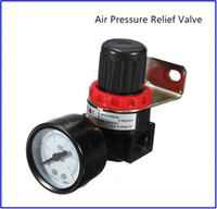 air pressure relief - Dental Material AR2000 Air Control Compressor Pressure Relief Regulating Regulator Valve Gauge