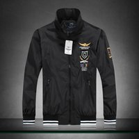 air force hoodies - Top Quality Brand New aeronautica militare men bomber jacket with hoodies military cost air force one sports embroidery army jackets