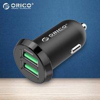 Wholesale ORICO Ports W Mini USB Charger for Ipad Iphone Black White UCE U