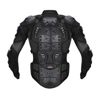 Wholesale Professional Motorcross Racing Full Body Armor Spine Chest Protective Jacket Gear Motorcycle Riding Body Protection Guards