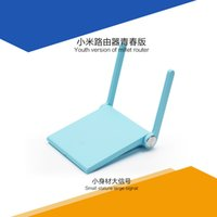 Wholesale Official English Version XiaoMi WIFI Router Mbps Roteador Youth Version Universal WiFi Repeater with Remote APP Control