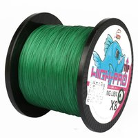 Wholesale 8 STRANDS PE Braided Fishing Line M Super Strong Japan Multifilament Fishing Line